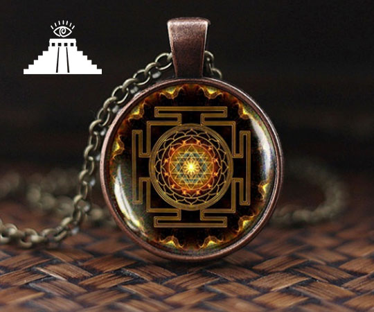 Sri Yantra Pendant